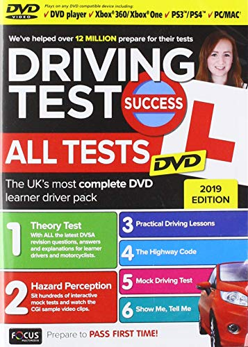 Driving Test Success All Tests D...