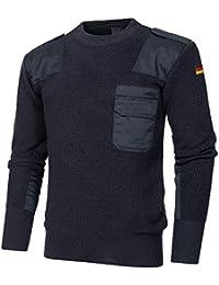 urbandreamz Originale Esercito Tedesco Maglione BW Cacciatore Lana 3 Colori  TGL 46-60 bee5658e5134