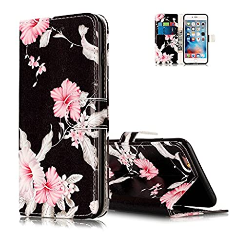Aeeque® Luxe Noir Coque de Protection pour iPhone 6 Plus/ 6S Plus 5.5