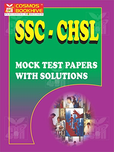 SSC – CHSL – MOCT ETS PAPERS – RIER -I  ENGLISH