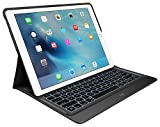 #9: Logitech Create Backlit Keyboard Case with Smart Connector for iPad Pro 12.9 Inch