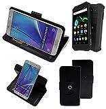 K-S-Trade 360° Cover Smartphone Case for Archos Saphir