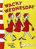 Wacky Wednesday: Green Back Book (Dr. Seuss - Green segunda mano  Se entrega en toda España