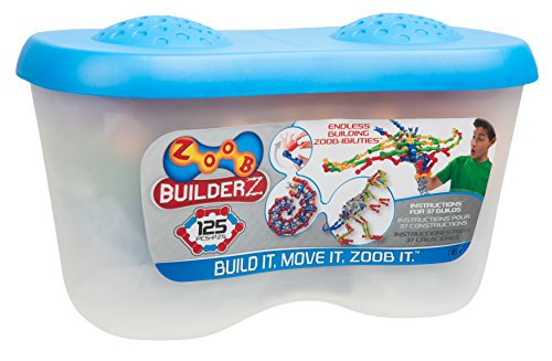 Zoob 125 Piece Building Set
