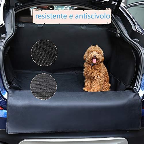 Zoom IMG-3 telo auto per cani protezione