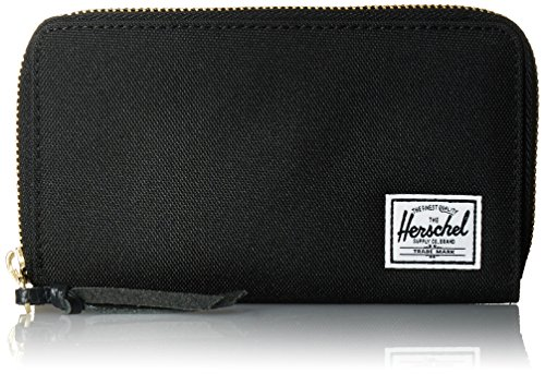 Herschel Portafoglio Thomas Zip Class Black Black T.U.