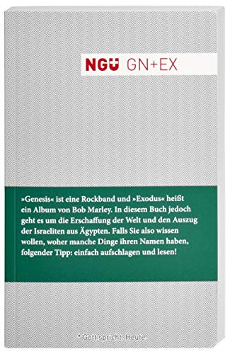 Neue Genfer Übersetzung (NGÜ) - Genesis und Exodus