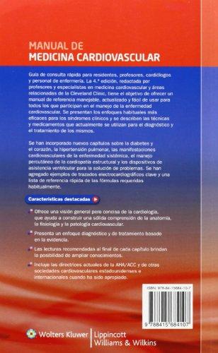 Zoom IMG-1 manual de medicina cardiovascular of