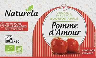NATURELA Infusion Pomme D'Amour 30 g - Pack de 20