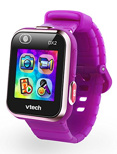 Vtech 80-193814 Kidizoom Smart Watch DX2 lila Smartwatch für Kinder Kindersmartwatch - 2