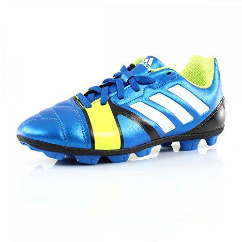 adidas Nitrocharge 3.0 TRX HG J, Chaussures de Football Garçon, Bleu