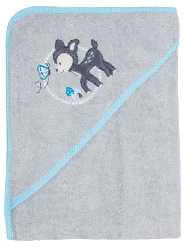 bébé-jou 301038 Kapuzentuch Forest Friends