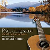 Du meine Seele singe: Gitarrenmusik. Choräle auf sechs Saiten 4