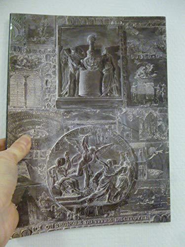 Monument a la Declaration des droits de l'homme et du citoyen, Michel Jantzen, architecte, Champ de mars, Paris, juin 1989 par Yvan Theimer