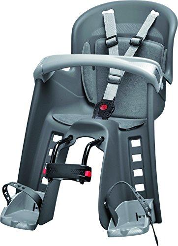 Polisport Kinder Kindersitze Babytrage Bilby junior Fronthalterung Grau, one size