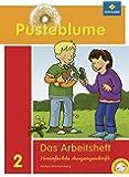 Pusteblume. Das Sprachbuch - Ausgabe 2010 Baden-Württemberg: Arbeitsheft 2 VA mit Lernsoftware