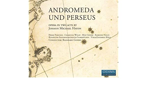 Andromeda e Perseo, P. 25: Act I: Perseus ist der einzige di Heike ...