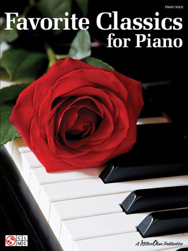 Favorite Classics for Piano (Piano Collection) - Cherry Classic Collection