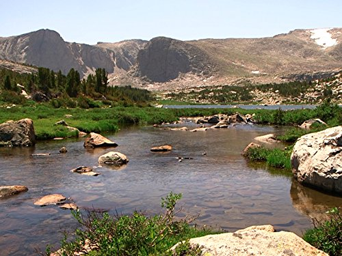 Heart of the Wilderness: Wyoming's Wind River Range