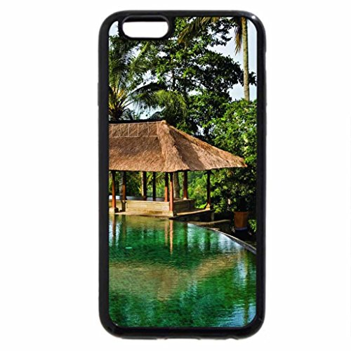 iPhone 6S / iPhone 6 Case (Black) Zen Pool