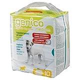 Ferplast 85330811 Tappetino Igienico Genico Medium, 10 Pezzi per Animali Domestici