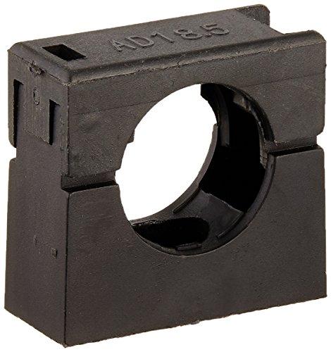 Preisvergleich Produktbild AD18.5Flexible Rohr Kabelschutzrohr Kunststoff Montage Ständer Halterung 10PCS