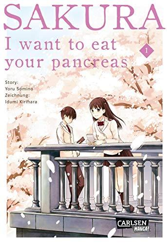 Sakura - I want to eat your pancreas 1