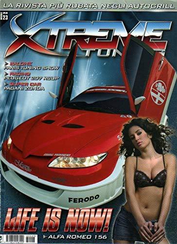 Extreme Tuning 23 del Aprile 2006 Alfa Romeo 156-Opel Calibra-Audi S3