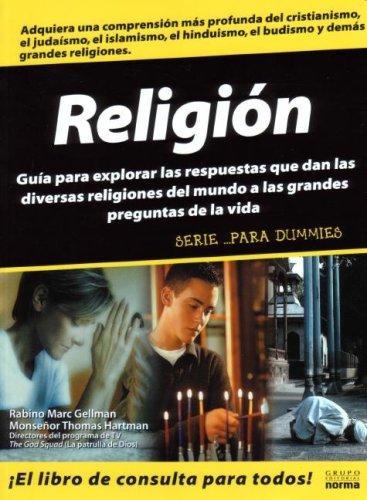 Religion (Serie Para Dummies) por Marc Gellman