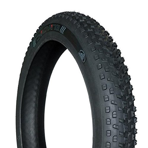 CHAOYANG (Liaoning) Abdeckung 26 x 4.90 Snow Fat Bike Hartschale Schwarz (Abdeckungen Fat Bike)/Tire 26 x 4.90 Snow Fat Bike Drahtreifen Black (Fat Bike - Zubehör Fat Bike Tire