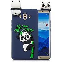 Everainy Huawei Mate 10 Silikon Hülle Ultra Slim 3D Panda Muster Ultradünn Hüllen Handyhülle Gummi Case Huawei... preisvergleich bei billige-tabletten.eu