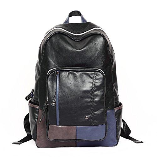 Wandern Rucksäcke, Taschen, Wander-Taschen, Outdoor-Taschen, wasserdicht Student's Tasche Männer Rucksack Tasche Tasche Black
