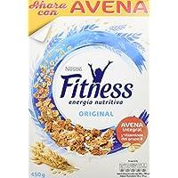 Cereales Nestlé Fitness Original Copos de trigo integral, arroz y avena integral tostados - 12