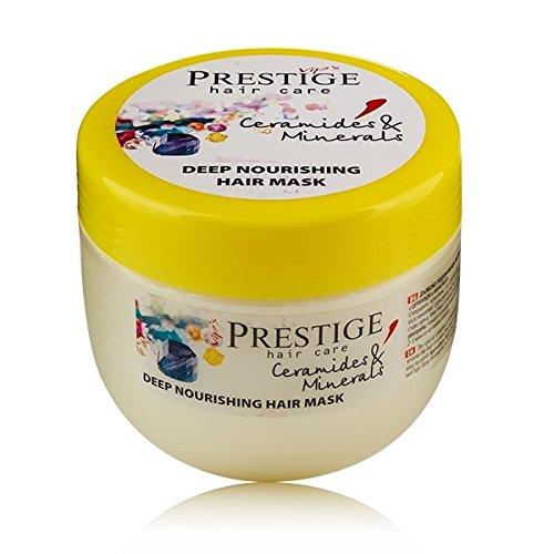 Pack Économique 2 x Vips Prestige Masque capillaire nutrition profonde avec des céramides et des minéraux