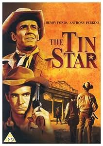 The Tin Star [DVD] [1957]