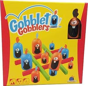 bleu orange gobblet gobblers jeux et jouets. Black Bedroom Furniture Sets. Home Design Ideas