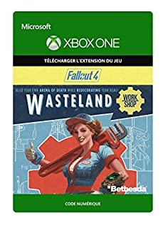 Fallout 4: Wasteland Workshop [Extension du Jeu] [Xbox One – Code jeu à télécharger] (B01G4IXMWO) | Amazon price tracker / tracking, Amazon price history charts, Amazon price watches, Amazon price drop alerts