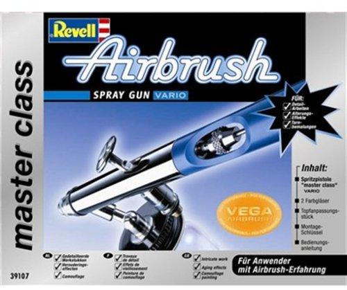 Revell Airbrush 39107 - Spritzpistole 'master class' (Vario) Preisvergleich