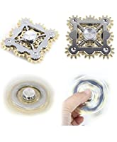 Finger Spinner, 9 Bearing Gear Linkage Rotate Top Level Copper