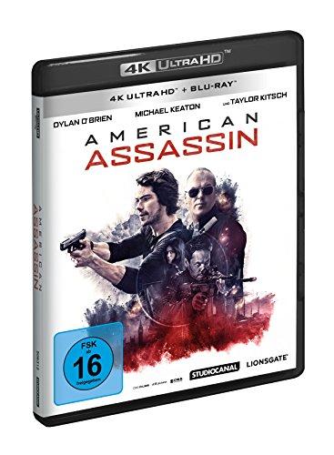 American Assassin – Ultra HD Blu-ray [4k + Blu-ray Disc] - 2