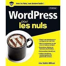 WordPress pour les Nuls nouvelle édition