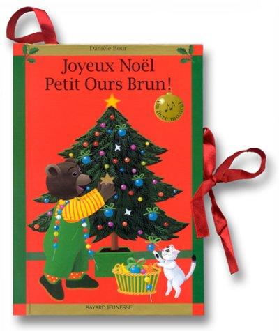 Joyeux Noël Petit Ours Brun !