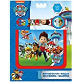 Kids Licensing - Set Portefeuille + Montre Digitale - Paw Patrol
