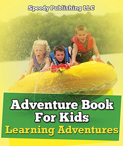 Adventure Book For Kids: Learning Adventures: Learning Is Fun Books - What To Know (Children's Game Books) (English Edition)