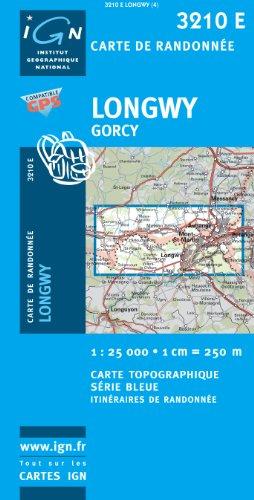 Longwy/Gorcy GPS