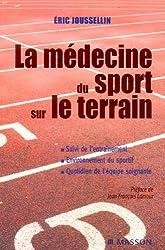 La médecine du sport sur le terrain