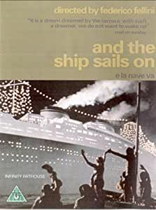 And The Ship Sails On [1984] [DVD]