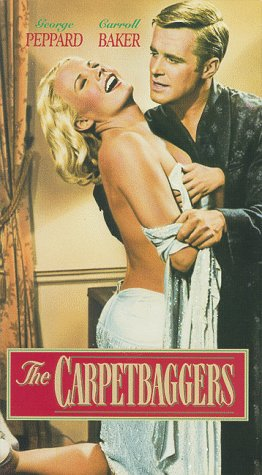 carpetbaggers-vhs-import-usa