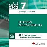 Carrés DSCG 7 - Relations professionnelles