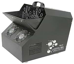 Qtxlight QTFX-B4 Machine à Bulles de Savon Professionnelle